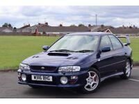 2000 Subaru Impreza Turbo/WRX - Fantastic Condition, Low Mileage Example