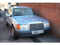 EXCEPTIONAL CONDITION,MERCEDES W124 230E, 4XELC WINDOW,ELEC SUNROOF,4 SPEED AUTO,CENTRAL LOCKING,