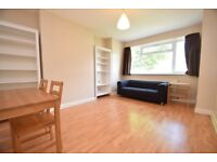 A WELL PRESENTED TWO DOUBLE BEDROOM first floor PURPOSE BUILT FLAT on East End Road