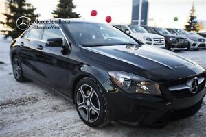 2015 Mercedes-Benz CLA250 4MATIC Premium Package