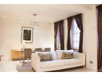 3 Bedroom Flat In Portman Square