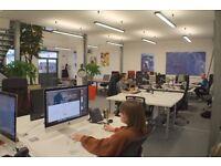 Flexible Desk Space to Rent in Clapham   Shared Office Space in Clapham