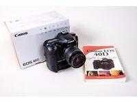 Canon EOS 40D camera