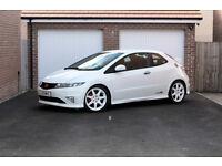 Honda Civic Type-R FN2 Championship White (AC/SATNAV/XENON/LSD)