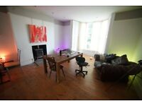 Very spacious, bright and beautiful 2 bed apartment across 2 floors