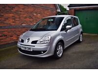 RENAULT GRAND MODUS DYNAMIQUE DCI 1.5 DIESEL ONE OWNER FSH £30 YEAR TAX MPV