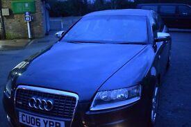 Audi A6 S-Line 2006 2.0L
