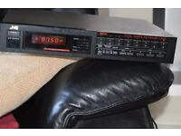 JVC T-E 50L QUARTZ SYNTHEZISED STEREO FM/MW TUNER MADE IN JAPAN