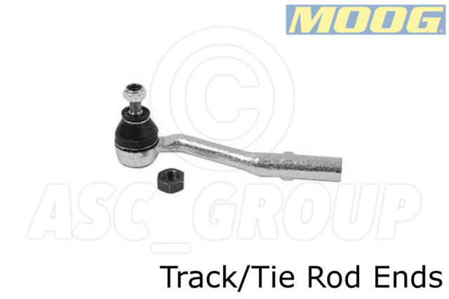 MOOG Outer, Left, Front Axle Track Tie Rod End, OE Quality CI-ES-8329