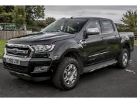2016 Ford Ranger 3.2 Limited Auto