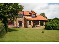 Lovely Detached House with Annex, situated in a quiet village with other similar nice houses