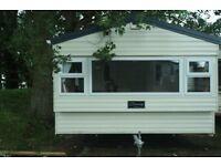 3 bedroom static caravan cotswolds