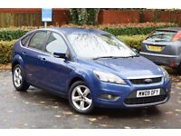 2009 FORD FOCUS ZETEC FACE LIFT 100 1.6 PETROL*3 MONTHS WARRANTY*RECOVERY & BREAKDOWN COVER*NEW MOT*