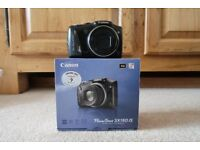 Used VG Condition In Box - Canon Powershot SX150 Digital Camera
