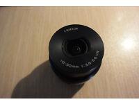 NIKKOR 10-30 Lense for Nikon J1, J2, J3, J4 (NOT WORKING)