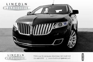 2011 Lincoln MKX LIMITED AWD