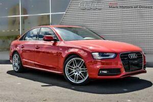 2013 Audi A4 2.0T Premium (Tiptronic)