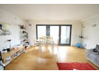 2 double bed furnished flat, walk to 3 tube stations, gated development, opposite Sainsburys