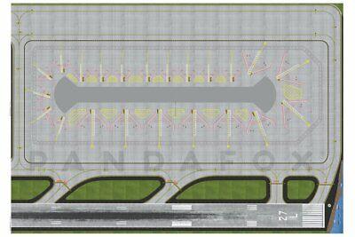 Gemini Jets 2019 Deluxe Airport Mat 1:400 Scale GJAPS008 for sale  Las Vegas