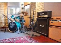 Recording Production Studio - Neuman U87 / SSL / Neve / Avalon 737 - London