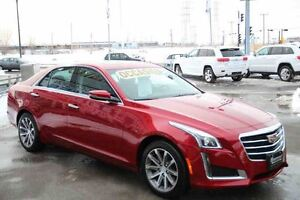 2016 Cadillac CTS SEDAN AWD LUXURY 4X4 TOIT OUVRANT+NAVIGATION+C