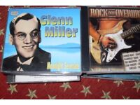 OVER 50 CD LOTS OF WELL KNOWN NAMES £50 CASH SELL AS A LOT