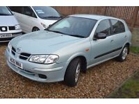 Nissan Almera 1.5 - great runner - no issues - mot - test drive - very good condition