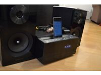 Samsung Home Cinema - iPhone/iPod Dock, Android, Bluetooth, DAB +++ more