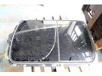 Mini Panoramic Sun Roof & Motor - R50, R53 Mini One, Cooper, Cooper S