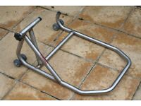 Renntec Motorcycle Paddock Stand