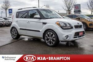 2013 Kia Soul 4U|ROOF|BACKUP CAM|CRUISE CTRL|MP3