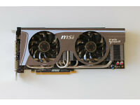geforce GTX 660 Ti 2GB/GTX 660 1.5GB/GTX 580 MSI twin frozr ii 1GB graphics cards