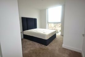 Brand new just completed two double bedroom apartment for rent in Pinto Tower