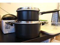 Kitchen Appliance (Bowl, Pots, pan, plates, trays)