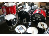 Drum Kit with extras
