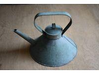 Copper ships kettle