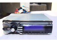 Sony Xplod car radio