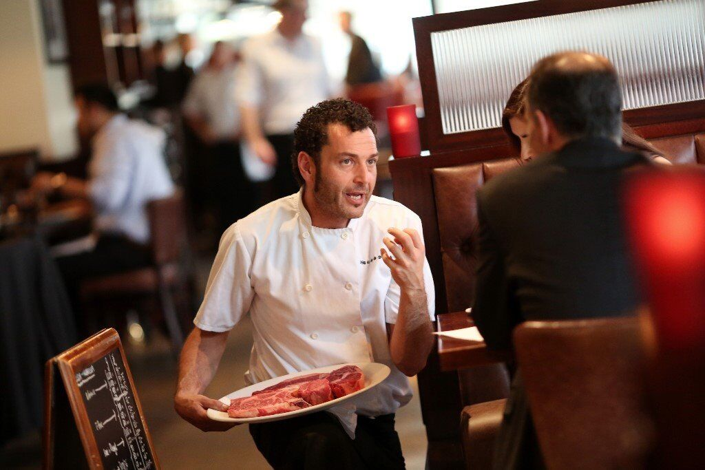 PART TIME - Food Runner - Goodman Canary Wharf - Best Steakhouse!