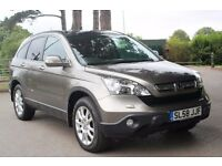 Honda Cr-V 2.2 i-CDTi EX Station Wagon 5dr SAT NAV,LEATHER,REVERSING CAM
