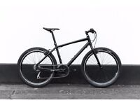 hybrid CANNONDALE BAD BOY (NEW PARTS) 56 FRAME SIZE full service PERFECT CONDITION
