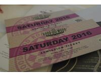 Pair of Goodwood Revival Tickets for Saturday 10th September plus roving Grandstand seats