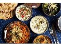 Commis Chef - Motu Indian Kitchen. Exciting opportunity, up to £24k