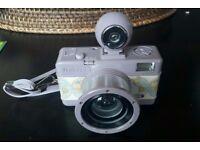 Fisheye Lomography camera 35mm