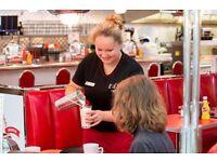 Part time Drinks Maker/Shaker Eds Easy Diner Birmingham Selfridges