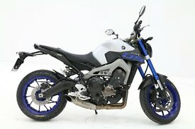 Yamaha MT-09 with Full Akrapovice Exhaust System (2015), PRICE PROMISE