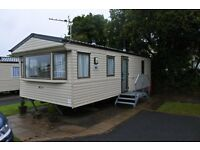 6 Berth 2012 Willerby Rio Gold With Double Glazing & Central Heating on 5* Holiday Park Near NewQuay