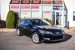 2013 Honda Accord EX-L * Cuir * Mags * Toit-ouvrant * Bluetooth
