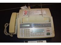 Telephone/Fax/ Copier/Answering machine Brother 390DT