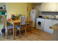 Cosy furnished double room to rent in 2 bedroom shared house