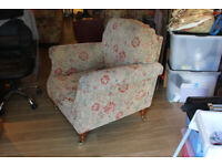 Comfy old armchair